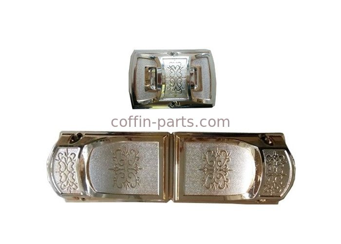 Professional Copper Plastic Coffin Parts PP Recycle Injection Molding Customized